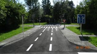 Dopravní hřiště ke zvyšování bezpečnosti děti na komunikacích